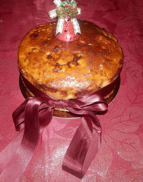 Panettone-homemade